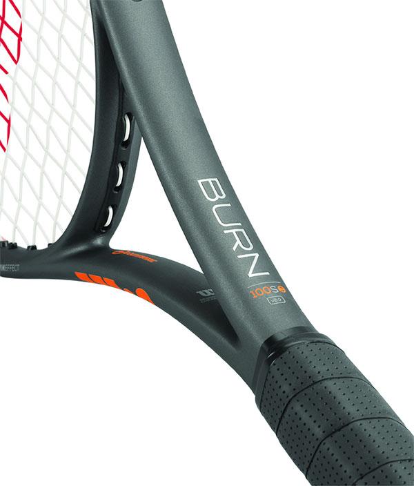 Wilson promete un 40% más de control sobre los golpes con sus nuevas raquetas Burn