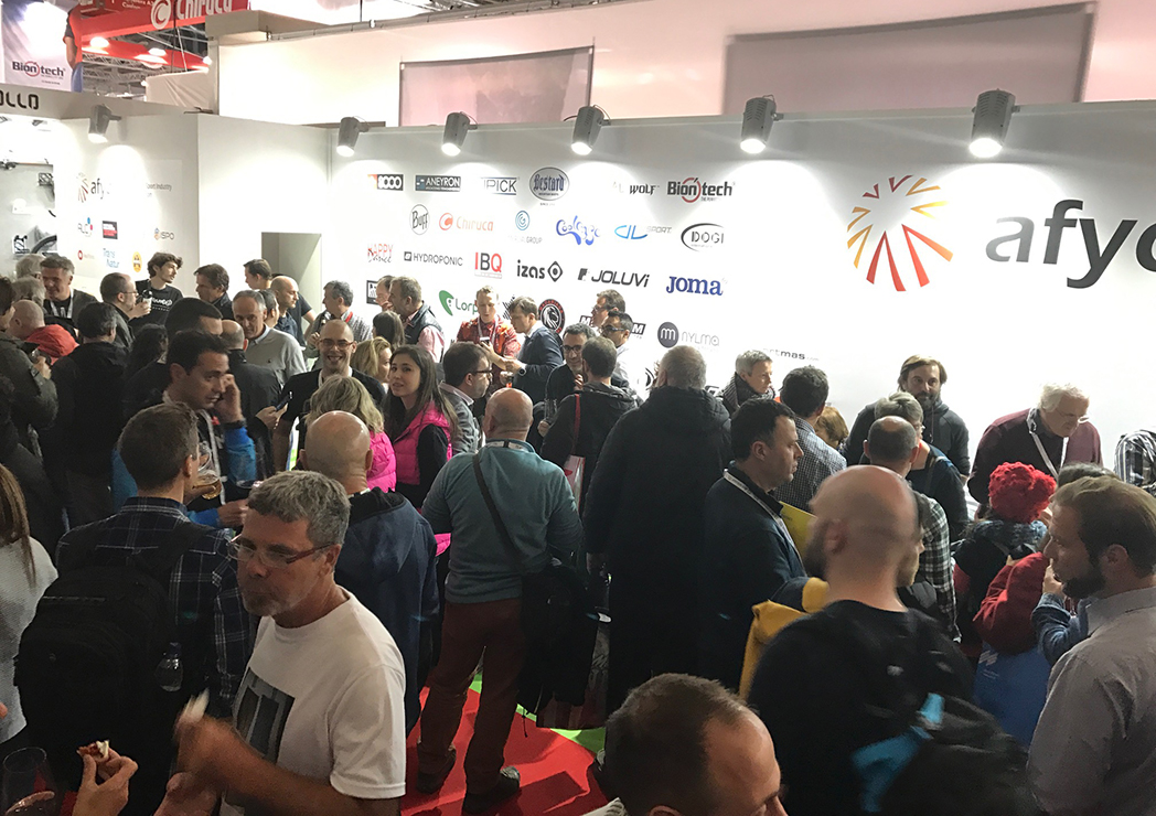 Afydad promueve la industria deportiva 'made in Spain' en Ispo