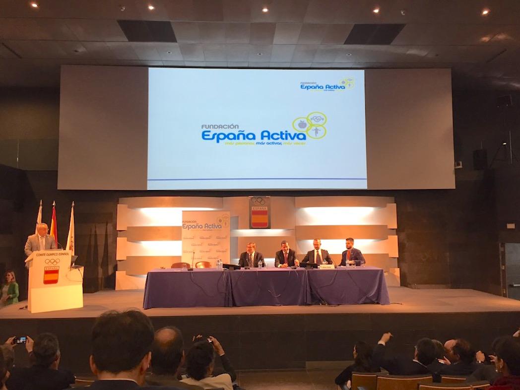 Jaime Lissavetzky releva a Gabriel Sáez al frente de la Fundación España Activa