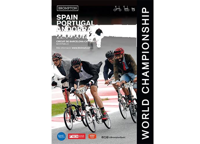 Brompton World Championship arrancará en Barcelona