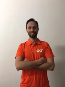 Carlos Espadero técnico GO fit Oviedo