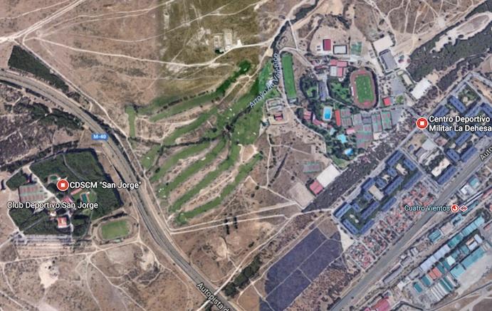 Defensa tiene 38 centros deportivos exclusivos para militares