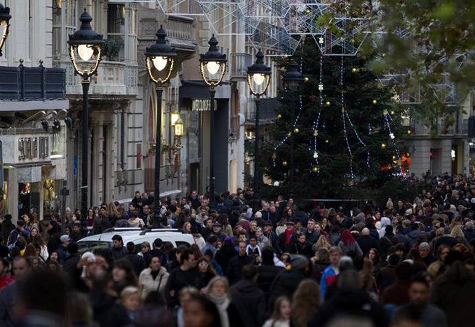 El comercio catalán muestra una 'recuperación mantenida'