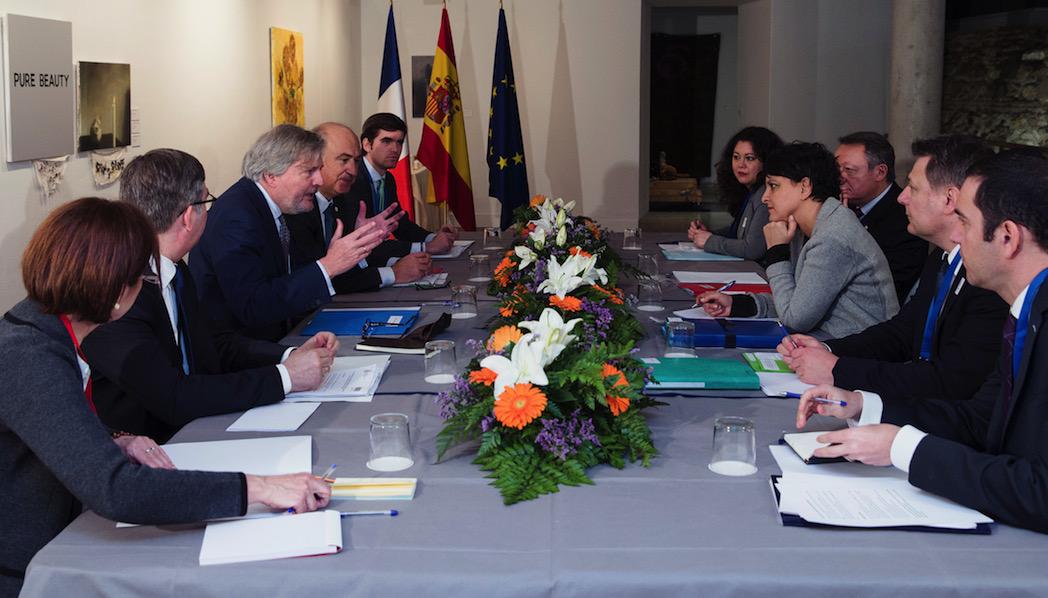 Acuerdo entre Francia y España en la lucha contra la inactividad física