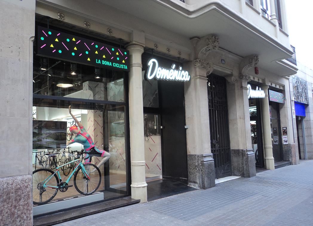 Tomás Domingo lanza su tienda de ciclismo Doménica, exclusiva para mujeres