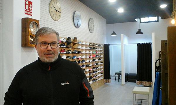 """Deportes Hermida opina que las marcas dan alas a la """"burbuja sneaker"""""""