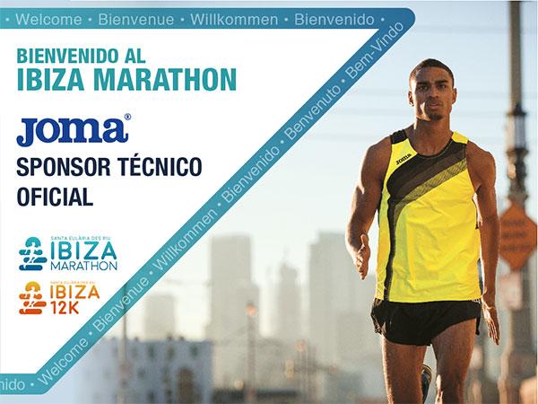 Joma impulsa la primera edición del Ibiza Marathon