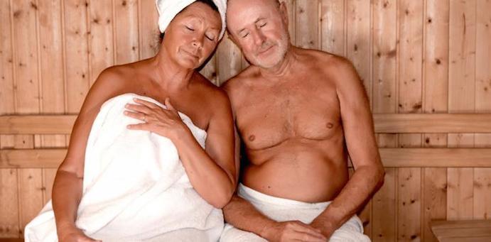 El uso frecuente de la sauna reduce el riesgo de padecer alzhéimer