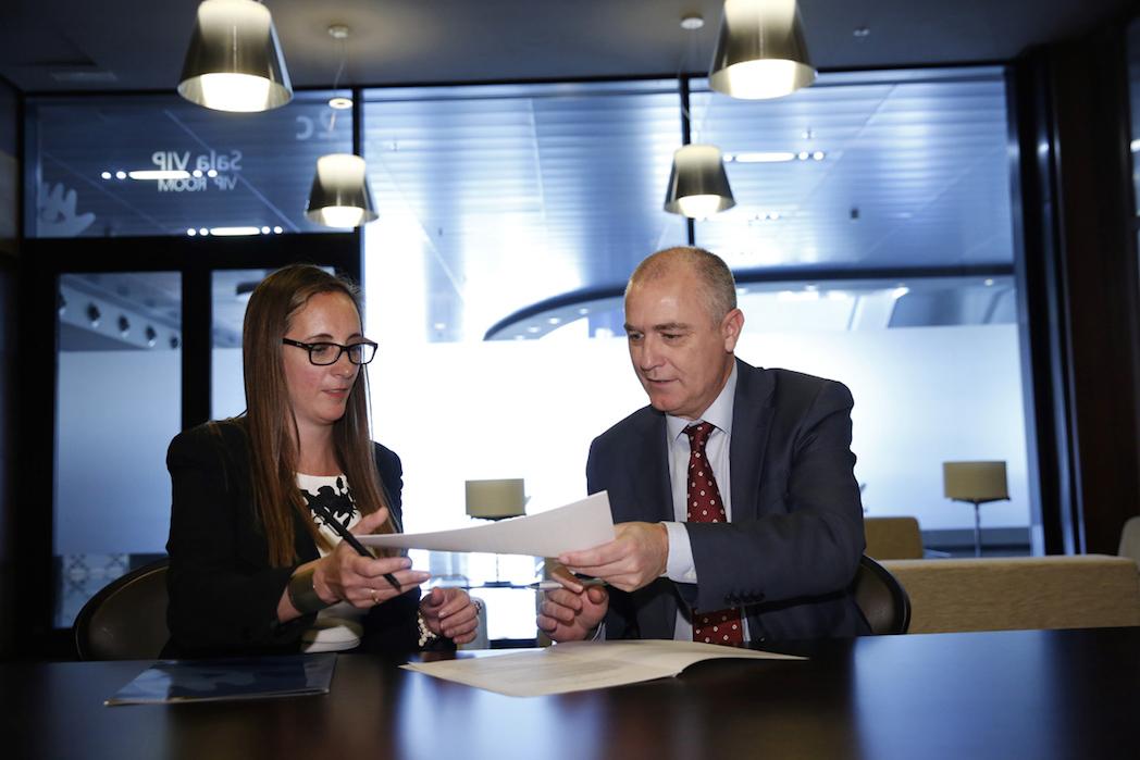El GSIC y Feria Valencia firman un acuerdo de colaboración para potenciar la industria del deporte
