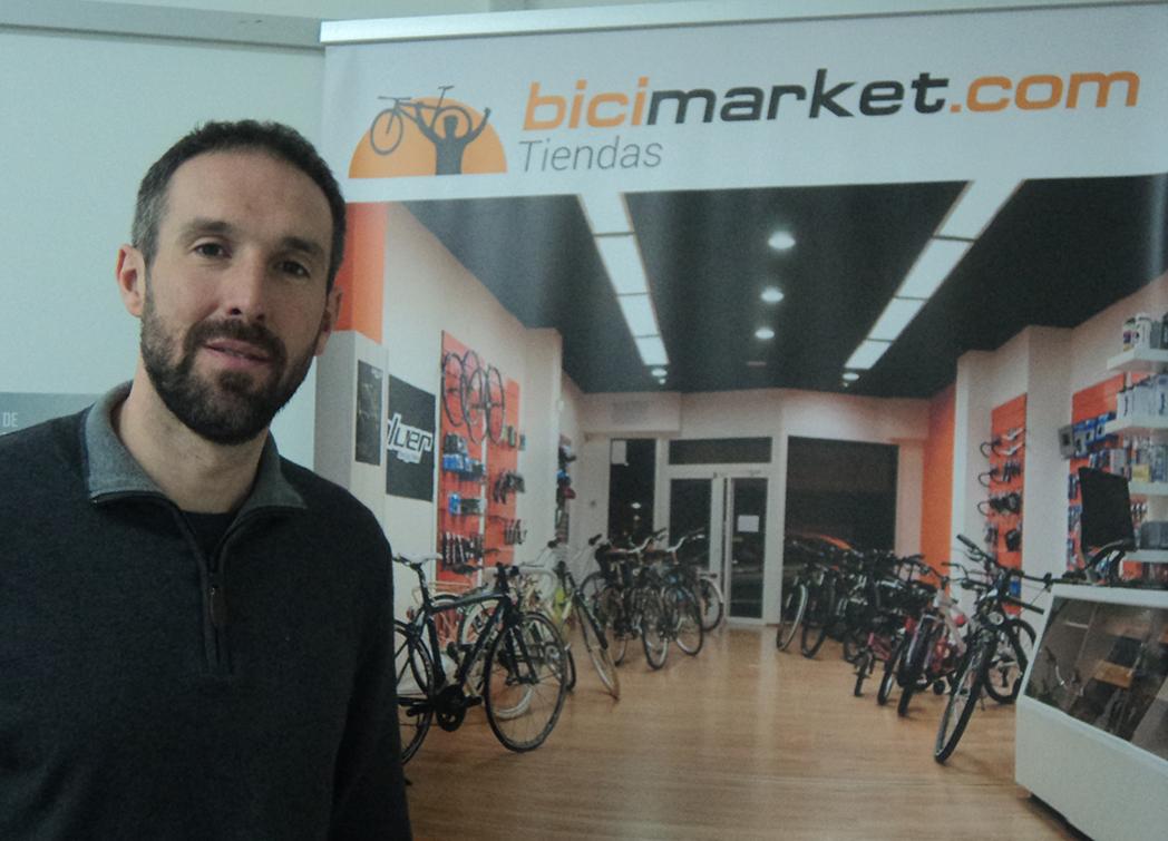 Bicimarket abre su modelo de negocio a tiendas de otros sectores