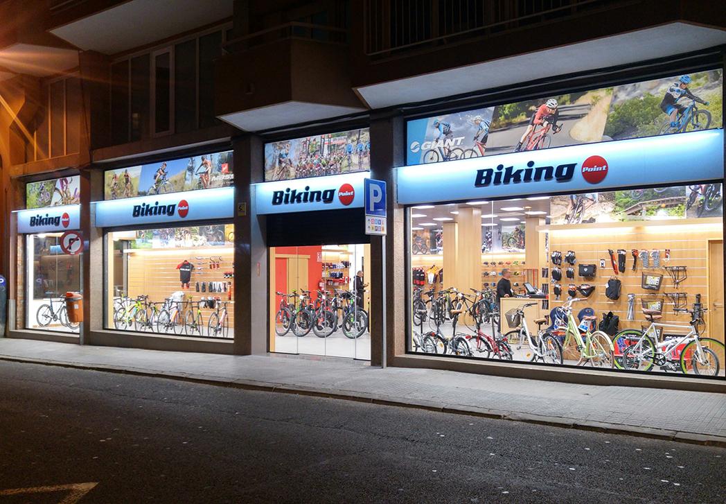 Biking Point superó los 3,5 millones de euros de facturación en 2016
