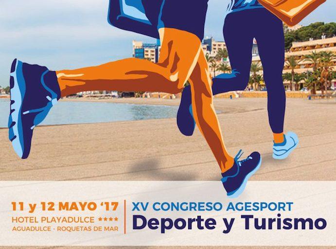 Abiertas las inscripciones para el XV Congreso AGESPORT Deporte y Turismo