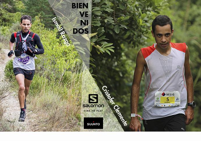 Cristofer Clemente e Ismail Razga se unen al Salomon Team