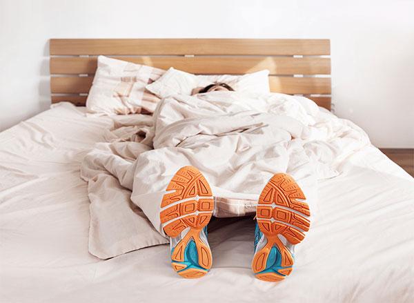 El descanso deportivo, el entrenamiento invisible