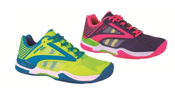 Novedades de calzado para tenis y pádel 2017
