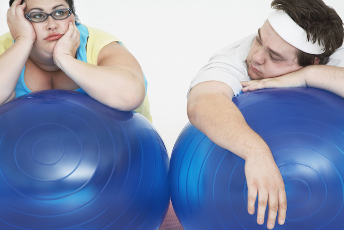 Descubren por qué a las personas con sobrepeso les cuesta más ir al gimnasio