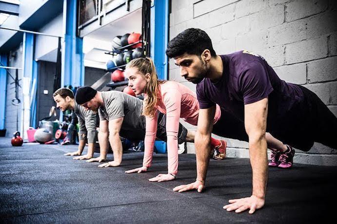 Los beneficios del entrenamiento en grupo