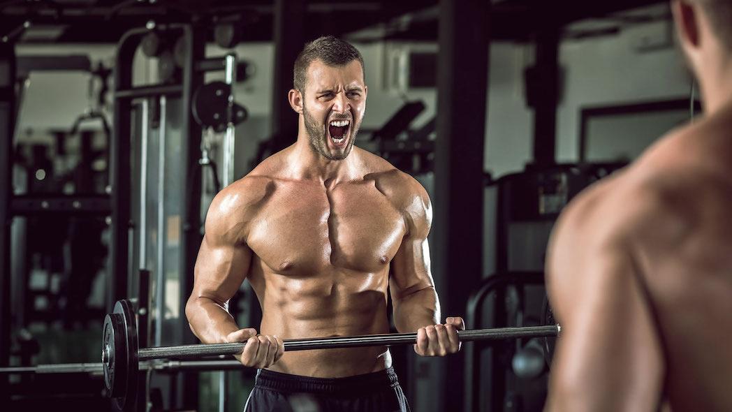 Fallo muscular en hipertrofia.