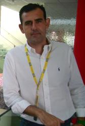 Francisco Miras gerente Ego Sport Center