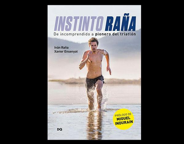 Iván Raña presenta su libro biográfico