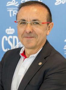 Jose Hidalgo Martin presidente ADESP