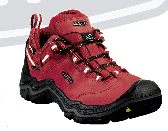 calzado para senderismo