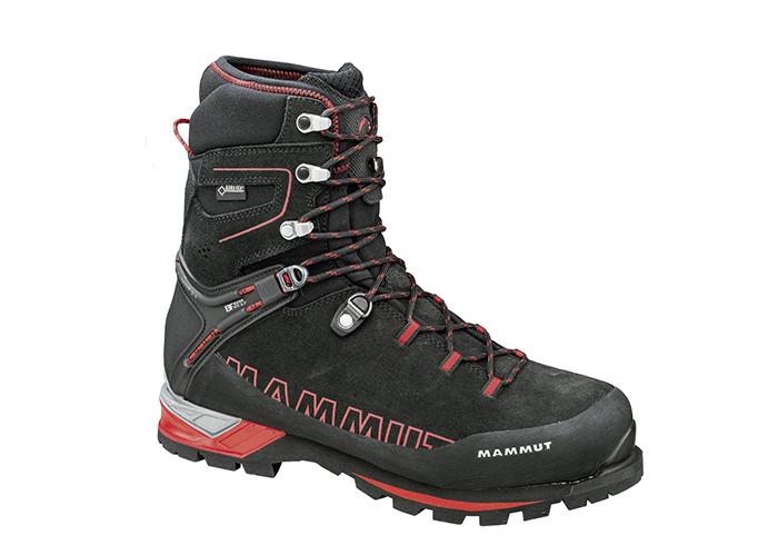 calzado de alpinismo