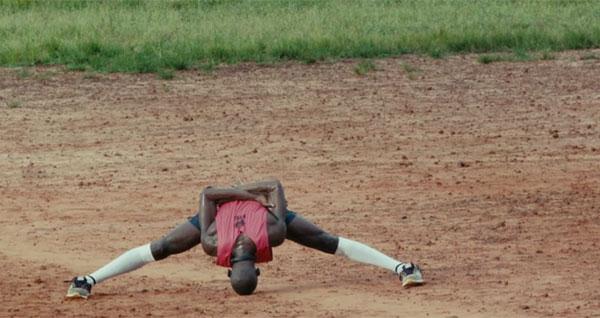 Máquina: La historia de un senegalés cuya única meta en la vida es correr