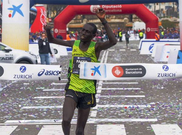 De debutar en la distancia a ganar el Maratón de Barcelona