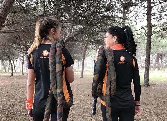Merrell lanza una campaña para promover el trail running entre las mujeres