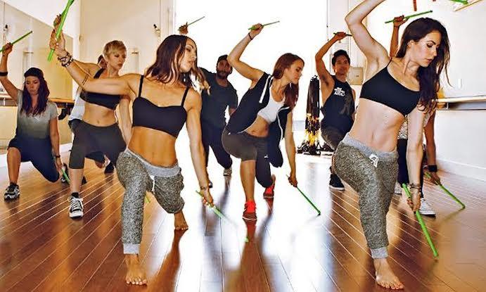 Nace una nueva disciplina, el Pound Fitness
