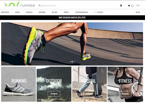 Runnics, premiado como el mejor marketplace de España