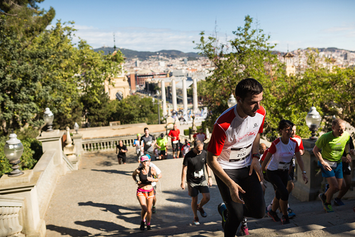 La Salomon Run rendirá homenaje al 25 aniversario de Barcelona 92