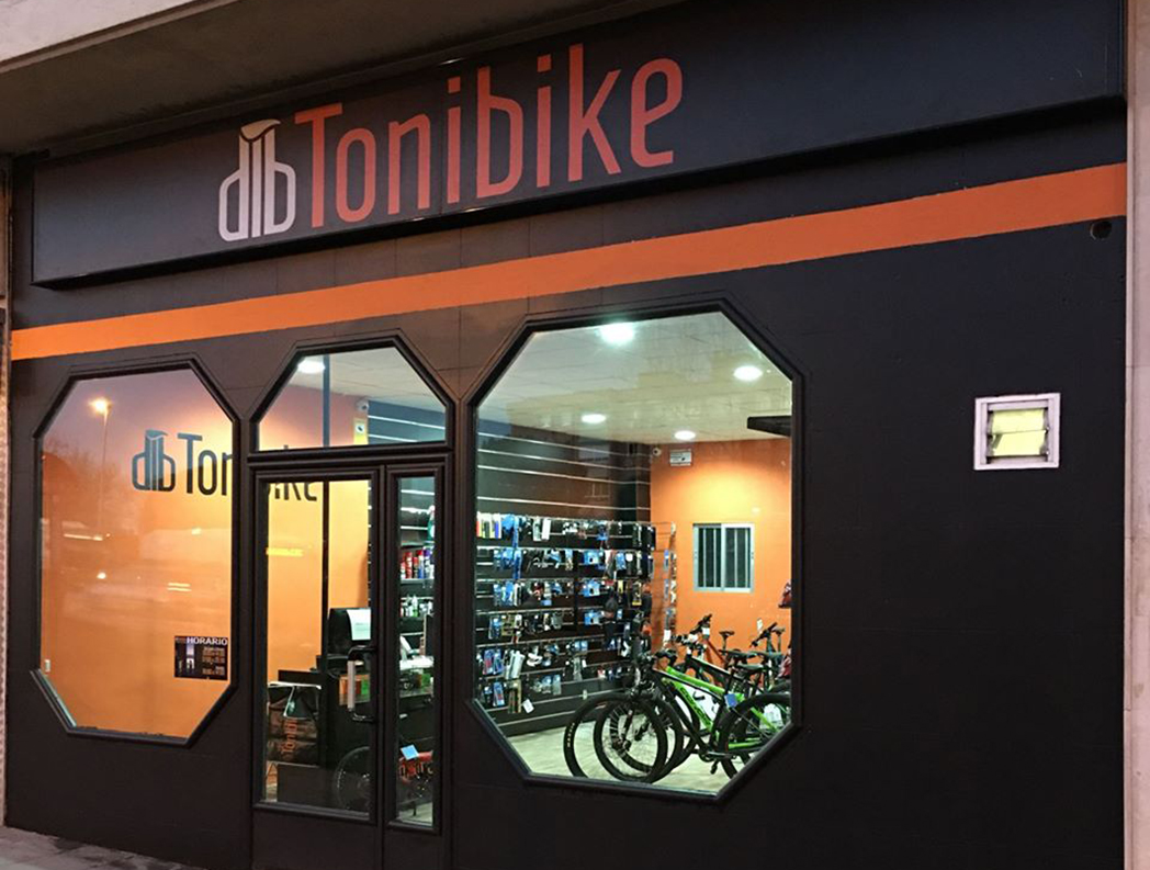 Tonibike se hace fuerte en Madrid con nueva tienda en San Fernando ... 1129add840757
