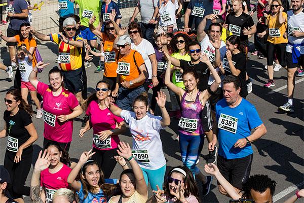 Urban Running se suma a la Volta a Peu València Caixa Popular