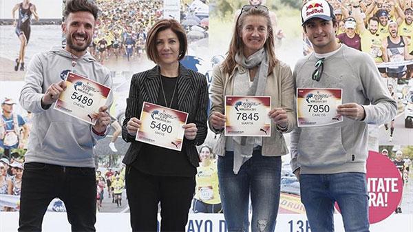Valencia volverá a acoger la carrera mundial Wings For Life World Run