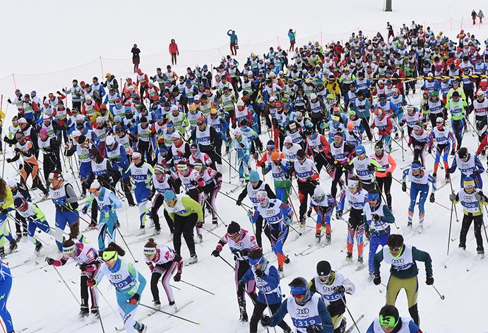 Baqueira Beret supera los 800.000 esquiadores esta temporada