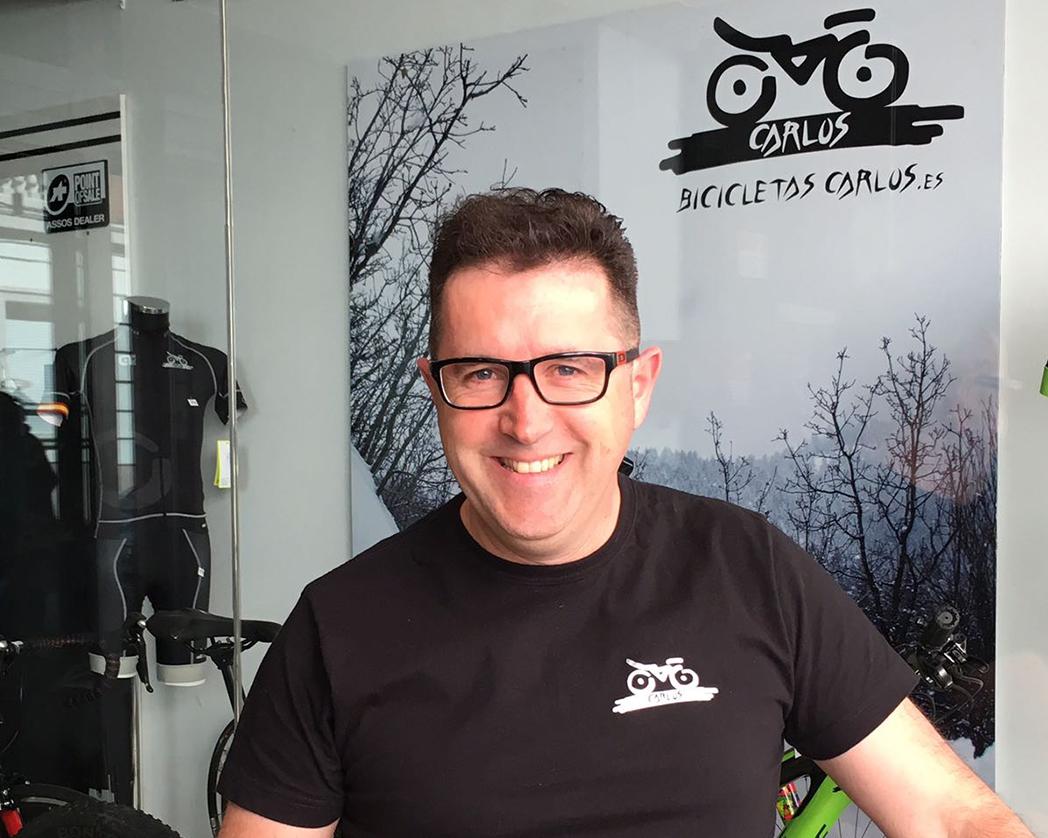 """Bicicletas Carlos: """"Las tiendas somos el eslabón más débil de la cadena"""""""