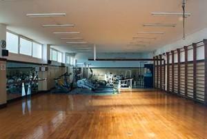club_anatació_Badalona gimnasio-peque