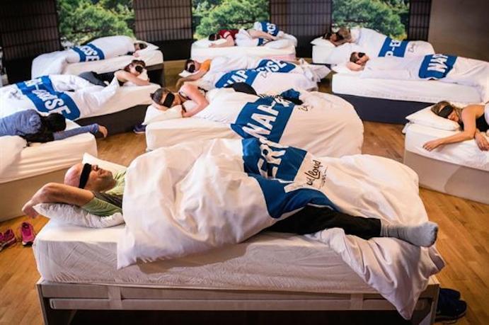 David Lloyd incorpora la siesta como actividad dirigida