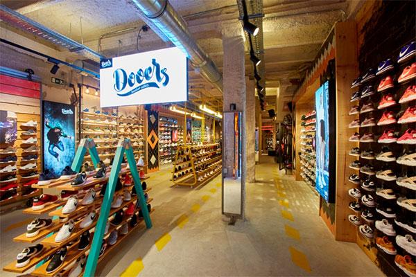 Forum Sport abre su cuarta tienda de sneakers Dooers