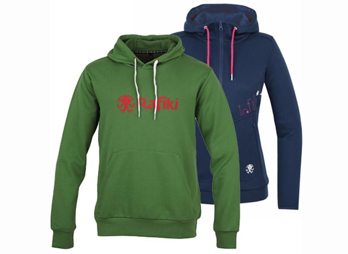 Esportiva Aksa asume la distribución de la ropa de escalada Rafiki