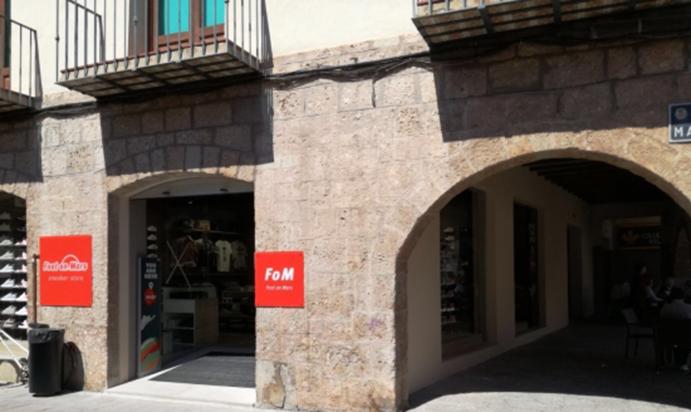 La apertura de la tienda en Villareal constituye la segunda que la enseña realiza en lo que llevamos de este 2017.