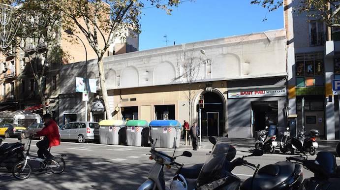 El Ayuntamiento de Barcelona salva el gimnasio cooperativo Sant Pau