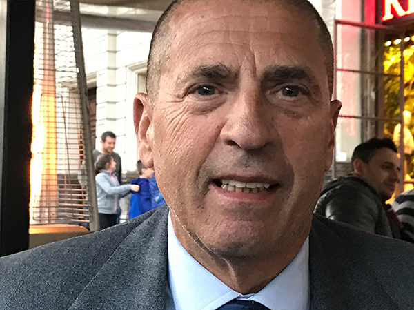 Jordi Lamarca, el recordman del patín a vela