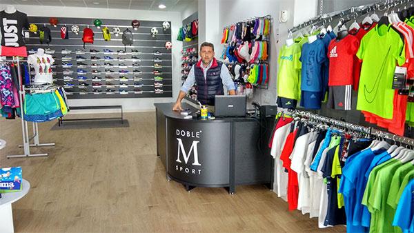 Point Sport se afianza en el sur con la apertura de dos tiendas
