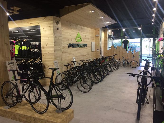 Merida abre un nuevo concept store en Madrid