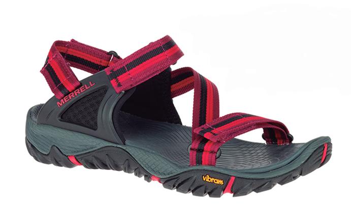 sandalias outdoor