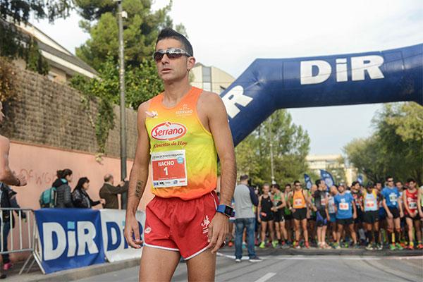Nacho Cáceres repite como cabeza de cartel de la V Cursa DiR Guardia Urbana