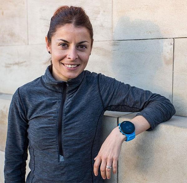 """Paula González Berodia alerta de la moda de """"colgarse la etiqueta de maratoniano"""""""